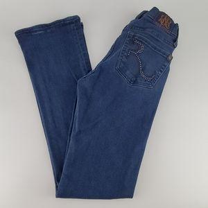 Rock & Republic Woman's Denim Jeans EUC Size 4.